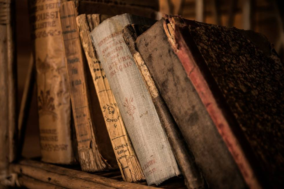 Buchpatenschaften - alte Buecher