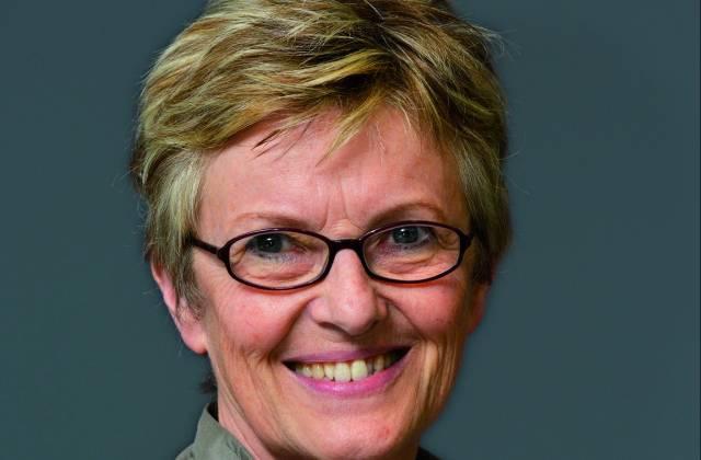 Foto von Renate Reymann, Präsidentin des DBSV